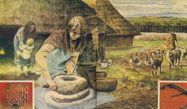 Фото №1 - Нефтепровод в бронзовый век