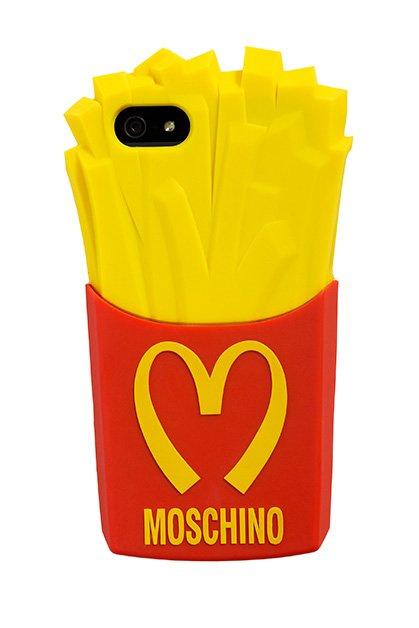 Чехол для iPhone, Moschino, дизайн Джереми Скотта