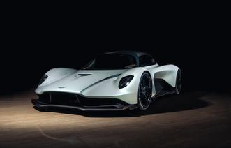Фото №2 - Aston Martin Valhalla: главный британский долгострой готов. Почти