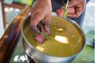 Фото №11 - Карри с тунцом по рецепту мальдивского повара