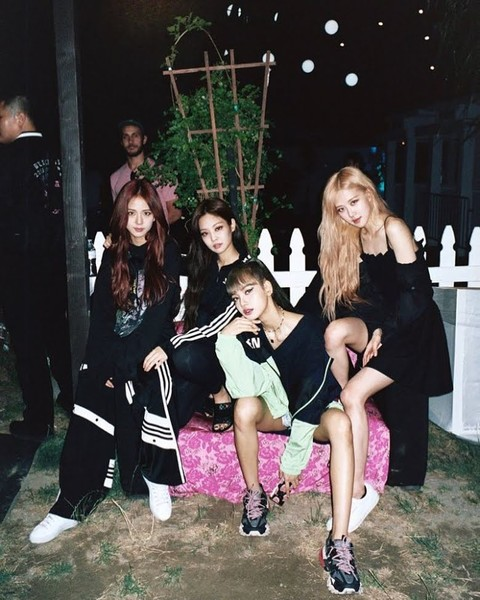 Фото №3 - 6 доказательств, что Розэ из BLACKPINK— идеальный k-pop айдол