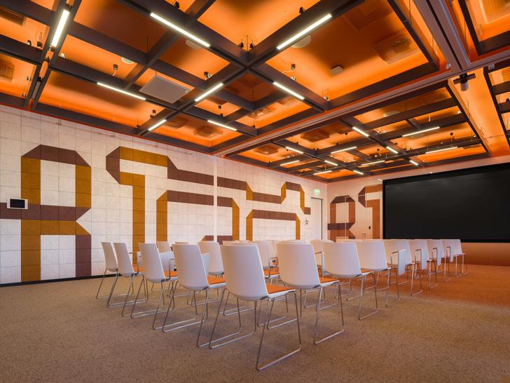 Фото №14 - Digital-интерьер для офиса IT-подразделения банка