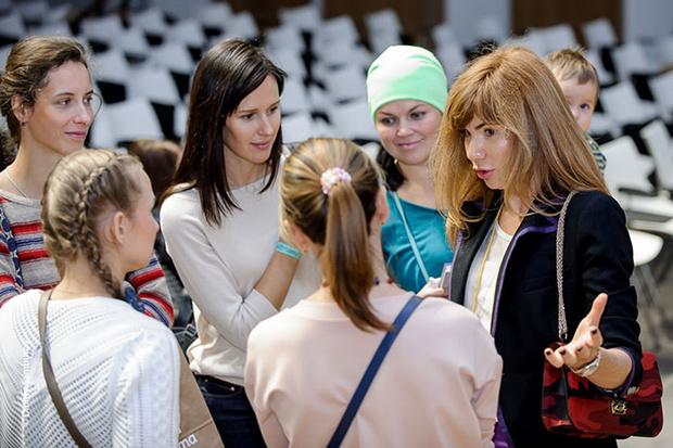 Фото №5 - Завершился форум для мам с активной жизненной позицией - SelfMama Forum II