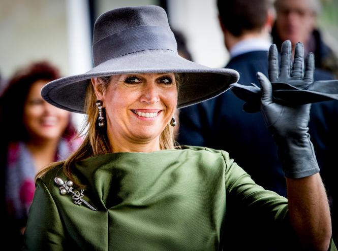 Фото №8 - Стильная Максима: 5 модных правил королевы Нидерландов