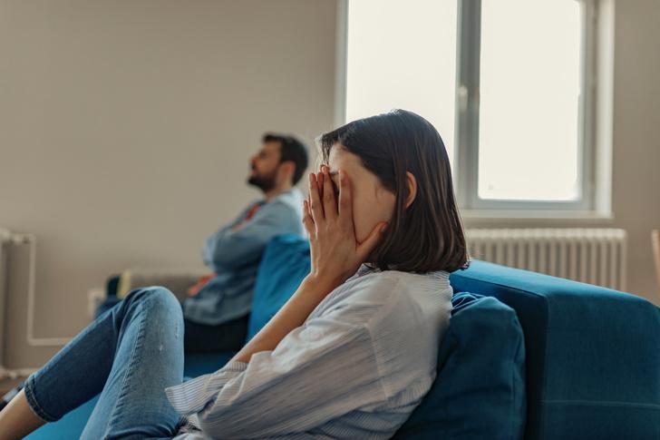 ревность, ссоры с мужем, отношения