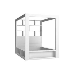 Фото №4 - Детская как конструктор: кровать-трансформер и модульная мебель