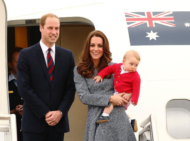 Фото №87 - Принц Уильям: история в фотографиях