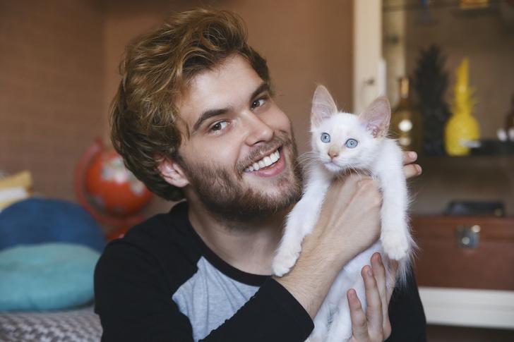 Фото №4 - 10 причин, почему у вас дома должен жить кот