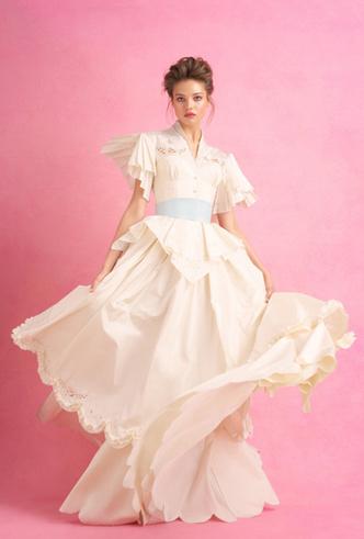 Фото №28 - 35 идей свадебных платьев с подиумов Недели высокой моды в Париже