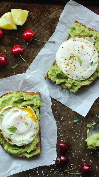 Фото №3 - 5 вкусных и полезных завтраков, которые ты можешь сделать на карантине