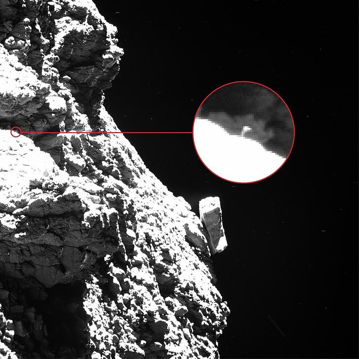 Фото №6 - Здесь был робот: как космические аппараты добрались туда, где не ступала нога человека
