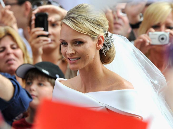 Фото №4 - От макияжа до прически: секреты красоты королевских невест