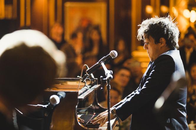 Фото №8 - Don't stop the jazz:  Джейми Каллум в St.Regis Москва Никольская