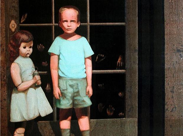 Фото №1 - «Руки противятся ему»: история одной из самых страшных картин современности