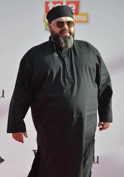 Максим Фадеев до похудения
