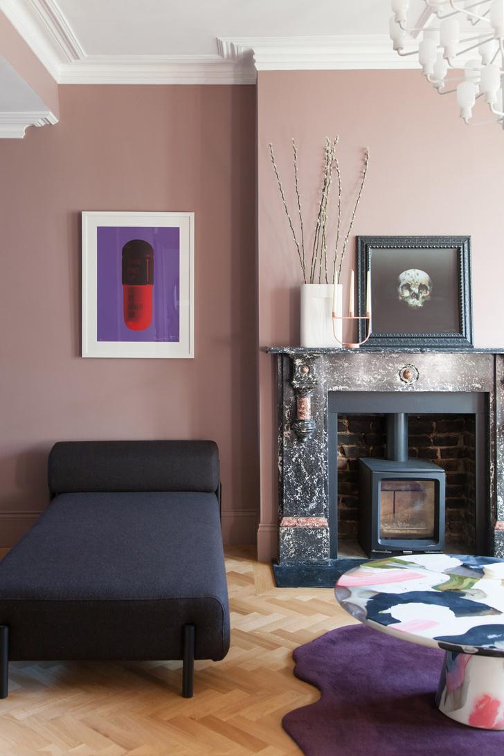 Фото №2 - Яркий дом в историческом районе Лондона
