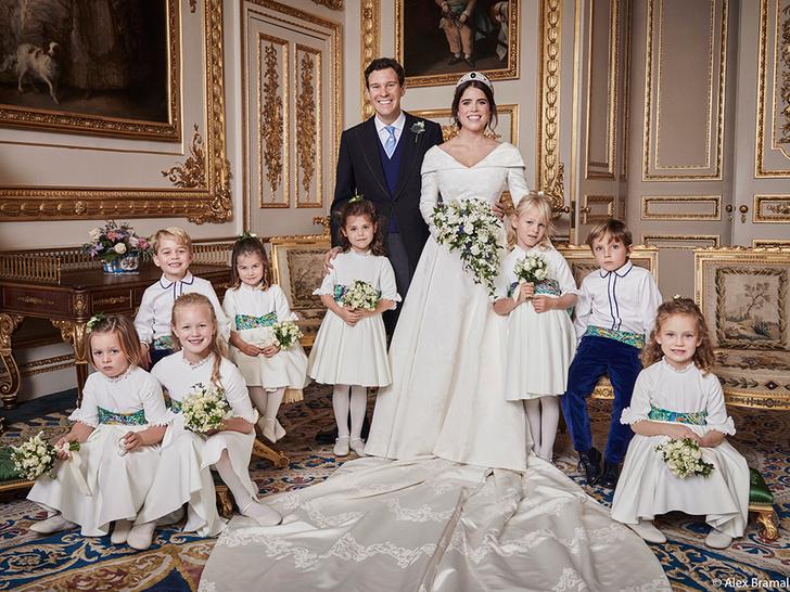 Фото №3 - Четыре Виндзора, которые не получили от Королевы титул в качестве свадебного подарка