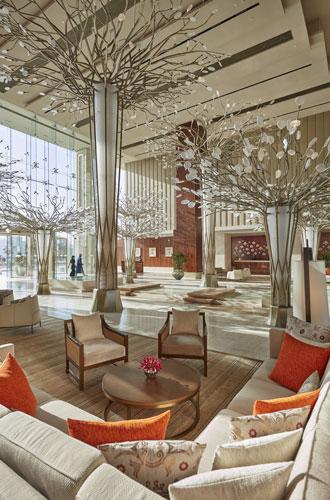 Фото №7 - Уик-энд в Дубае: пять причин остановиться в отеле Mandarin Oriental Jumeira