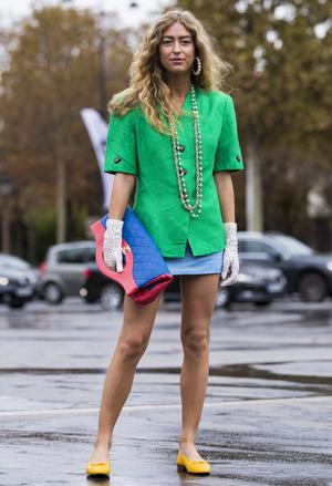 Фото №11 - Модная радуга: 10 самых смелых цветовых сочетаний, которые стоит попробовать