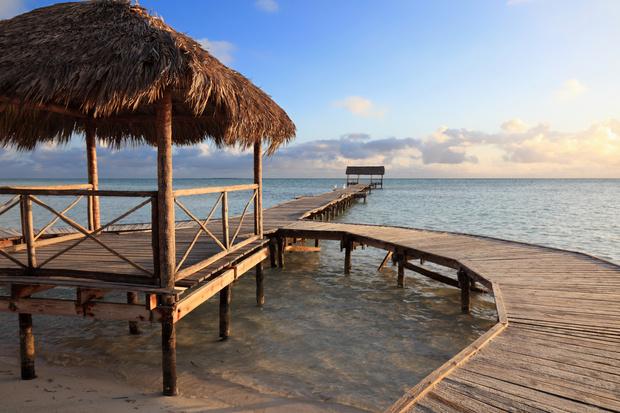 Остров Гильермо, Куба