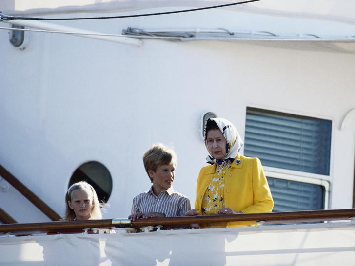 Фото №4 - 5 плюсов жизни в королевской семье, которым можно позавидовать