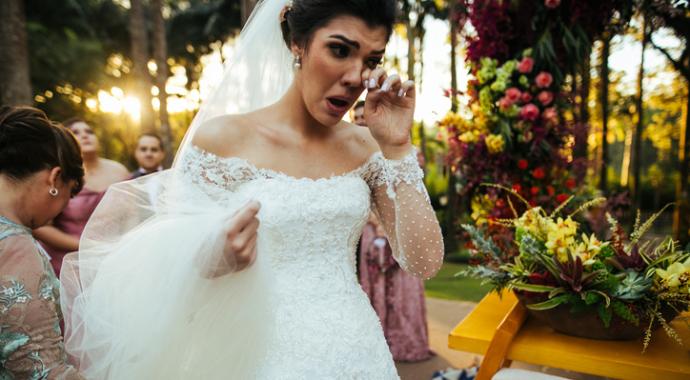 Когда родители портят свадьбу