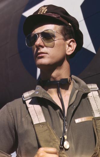 Американский пилот, 1942 год