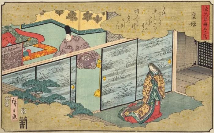 Фото №8 - Удивительные секс-традиции Древней Японии