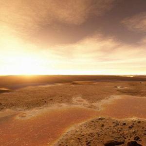 Фото №1 - Жизнь в кратере