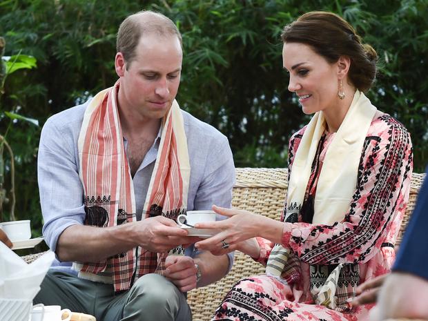 Фото №1 - Заряд пользы: чем завтракает герцогиня Кейт, чтобы взбодриться на весь день