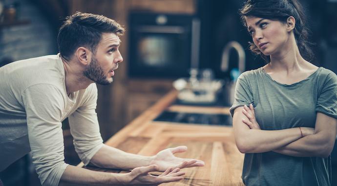 4 частых причины конфликтов в отношениях