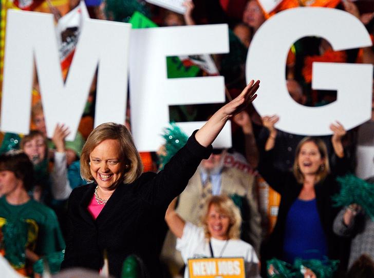 Фото №8 - Маргарет Уитмен: как американская предпринимательница привела Ebay к успеху