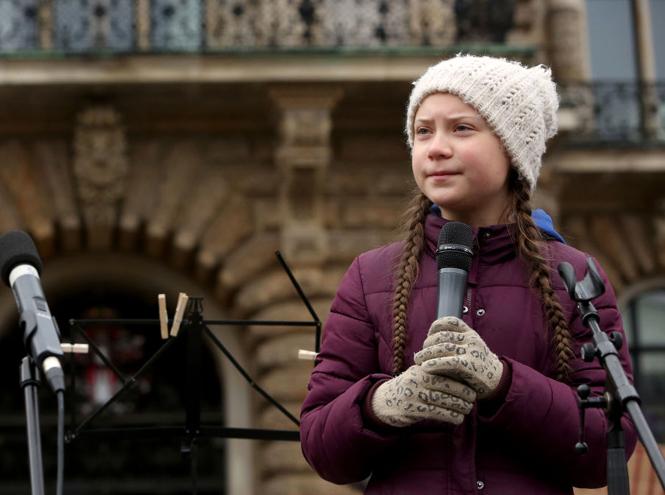 Фото №6 - Грета Тунберг: инструмент политической пропаганды или школьница, которая спасет мир?
