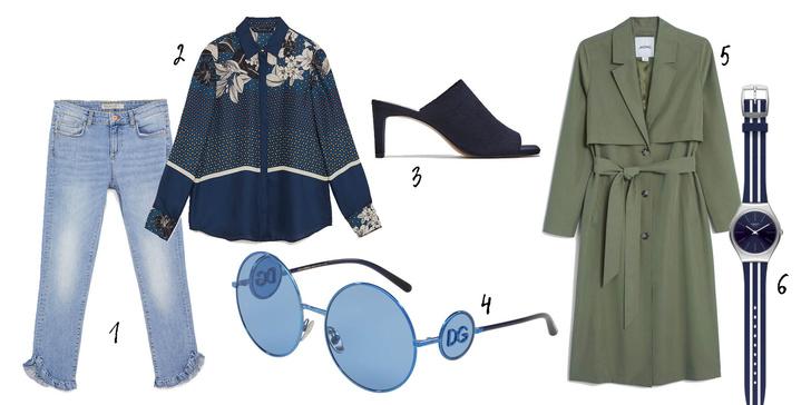 Фото №3 - Разноцветные очки – наш выбор на лето: как носить и с чем сочетать?