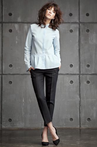 Фото №3 - Девушка в городе: Lookbook новой коллекции The Robe