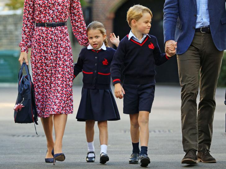 Фото №3 - Королевская привычка принцессы Шарлотты, покорившая придворных
