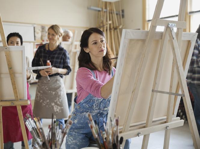 Фото №2 - 10 советов, чтобы открыть в себе художника