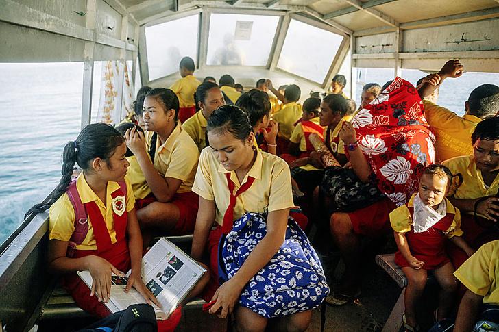 Фото №5 - Остров везения: фоторепортаж из Токелау