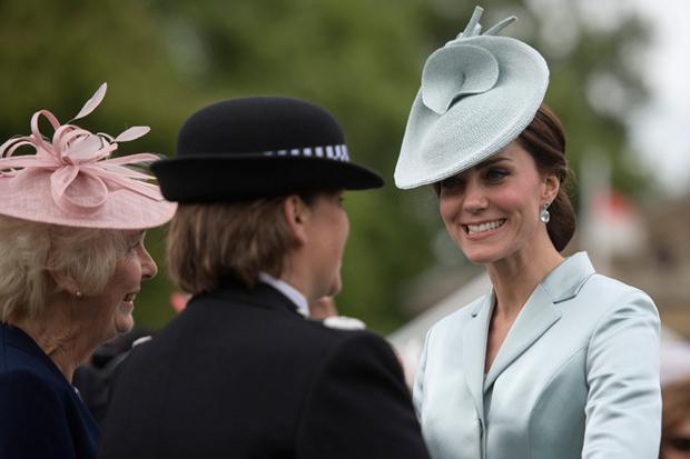Фото №4 - Герцогиня Кембриджская нервничает