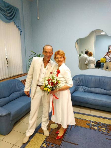 Фото №2 - Звезда «Приключений Электроника» Владимир Торсуев женился в пятый раз