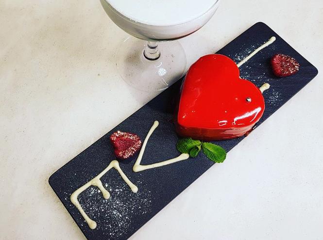 Фото №4 - Три романтичных десерта для всех влюбленных