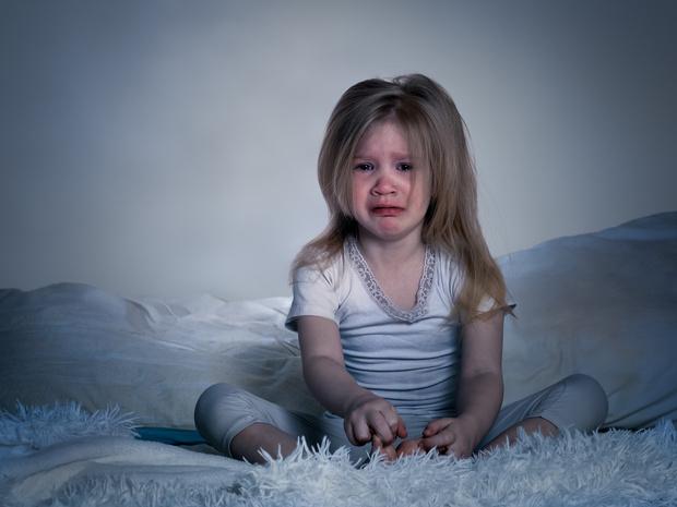 Фото №1 - Почему детям снятся кошмары и как с этим справиться