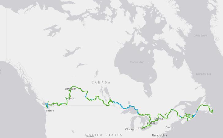 Фото №5 - Хоть весь мир обойди: 6 самых длинных пеших маршрутов на планете