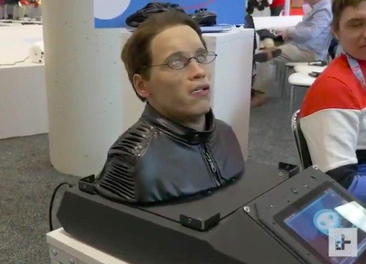 Фото №2 - Арнольд Шварценеггер хочет отсудить 10 миллионов долларов у российской компании робототехники за использование его внешности