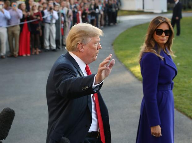 Фото №5 - Тихий омут Мелании Трамп: что не так с Первой леди США (и c ее отношениями с президентом)