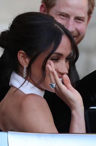 Фото №3 - Свадебная вечеринка принца Гарри и Меган Маркл: самые интересные факты