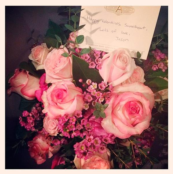 Фото №13 - Звездный Instagram: В предвкушении Дня Святого Валентина