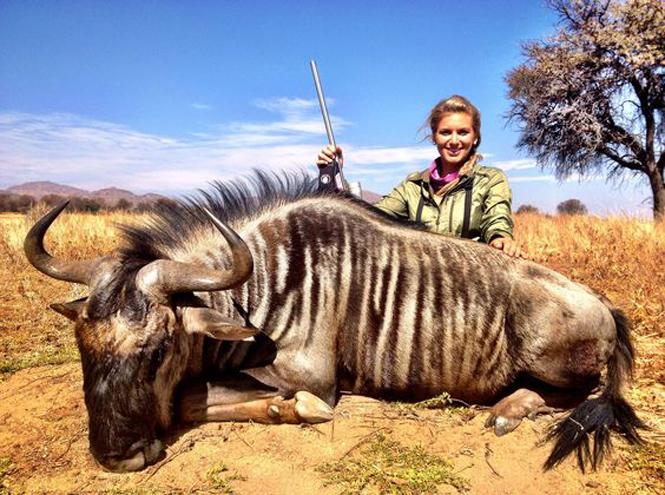 Фото №8 - Убийственная красота: женская охота как тренд