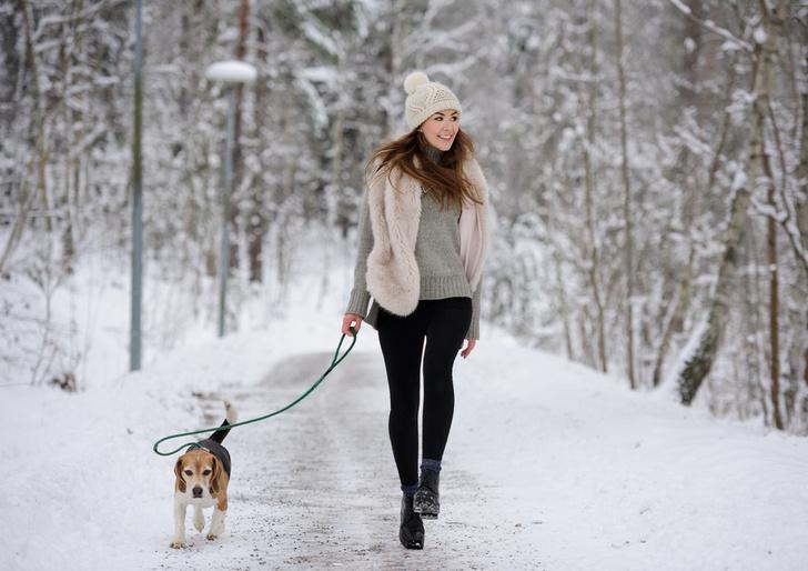 Как похудеть с помощью ходьбы пешком