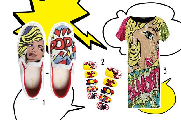 Фото №1 - Топ-10: Вещи для любителей комиксов